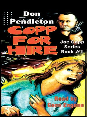 cover image of Copp for Hire