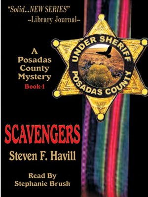 cover image of Scavengers