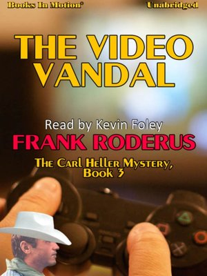 cover image of The Video Vandal