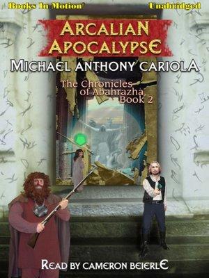 cover image of Arcalian Apocalypse