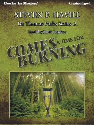 cover image of Comes a Time for Burning