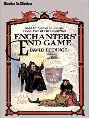 cover image of Enchanter's End Game