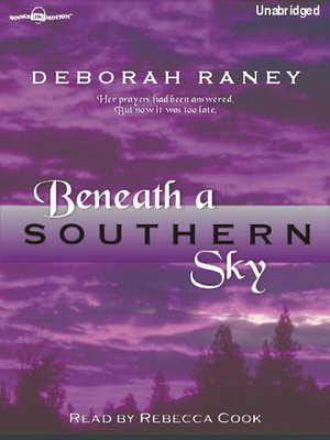 cover image of Beneath A Southern Sky