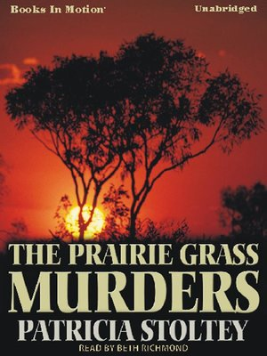 cover image of The Prairie Grass Murders