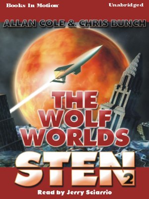cover image of The Wolf Worlds