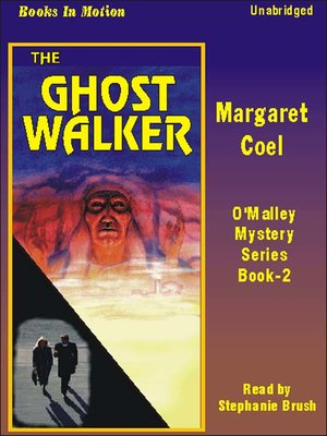cover image of The Ghost Walker