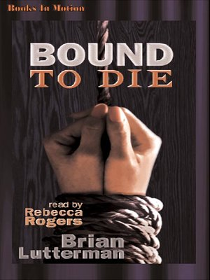 cover image of Bound to Die