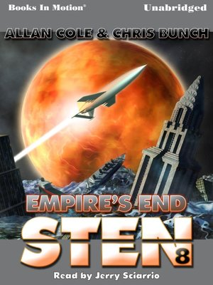 cover image of Empire's End