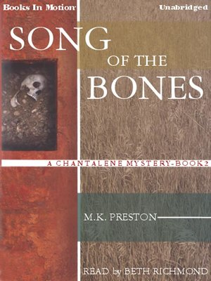 cover image of Song of the Bones