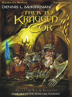 cover image of Trek To Kraggen-Cor