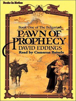 cover image of Pawn of Prophecy