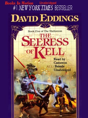 cover image of The Seeress of Kell
