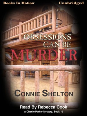 cover image of Obsessions Can Be Murder