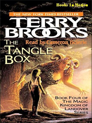 cover image of The Tangle Box