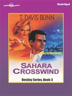 cover image of Sahara Crosswind
