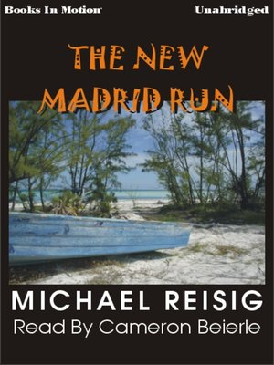 cover image of The New Madrid Run