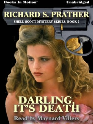 cover image of Darling, It's Death