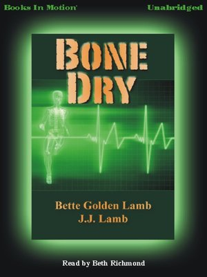 cover image of Bone Dry