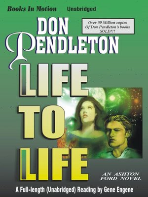 cover image of Life to Life
