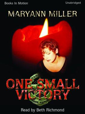 cover image of One Small Victory