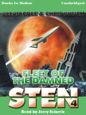 cover image of Fleet of the Damned