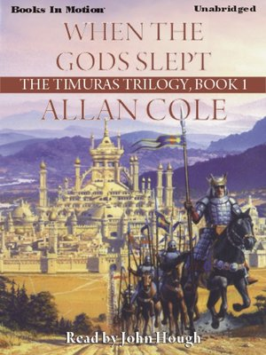 cover image of When the Gods Slept