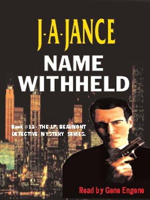 cover image of Name Withheld