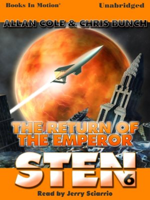 cover image of The Return of the Emperor