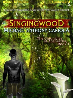 cover image of The Singingwood