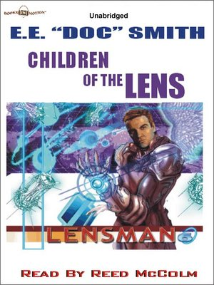 cover image of Children of the Lens