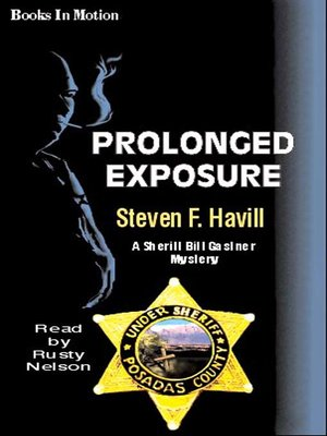 cover image of Prolonged Exposure