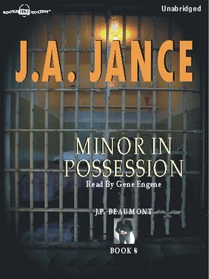 cover image of Minor in Possession