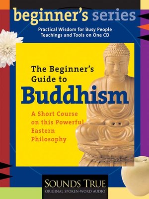 cover image of The Beginner's Guide to Buddhism