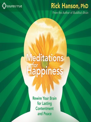 cover image of Meditations for Happiness