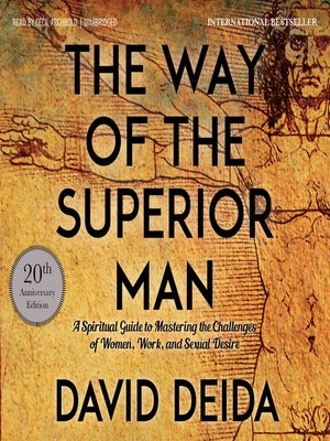 the way of the superior man audiobook