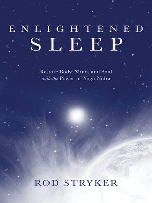 cover image of Enlightened Sleep