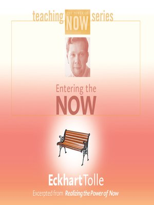 cover image of Entering the Now