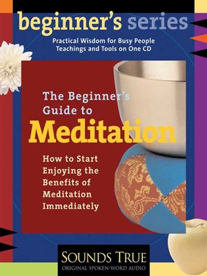 cover image of The Beginner's Guide to Meditation