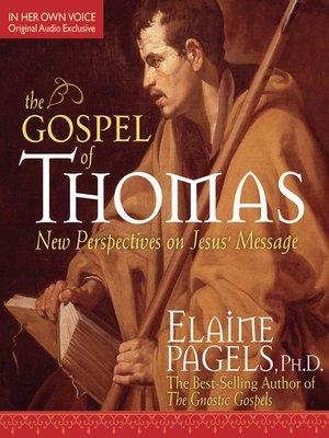 ELAINE PAGELS GOSPEL OF THOMAS PDF DOWNLOAD