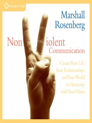 cover image of Nonviolent Communication