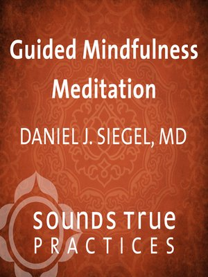 cover image of Guided Mindfulness Meditation