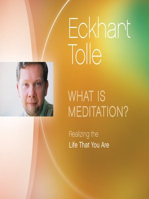 cover image of What Is Meditation?