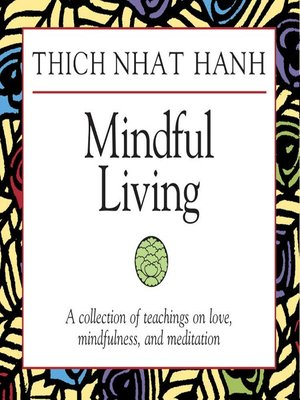 cover image of Mindful Living