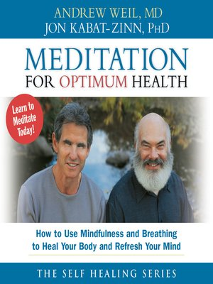 cover image of Meditation for Optimum Health
