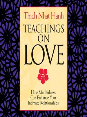 cover image of Teachings on Love