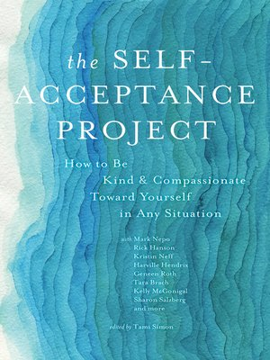 cover image of The Self-Acceptance Project
