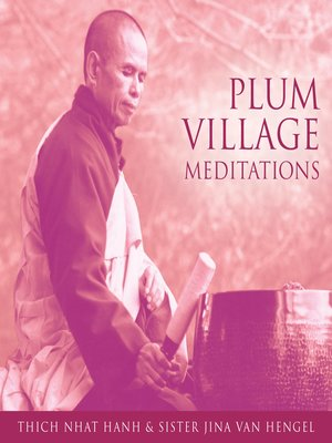 cover image of Plum Village Meditations