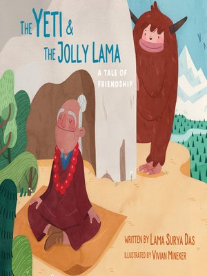 cover image of The Yeti and the Jolly Lama