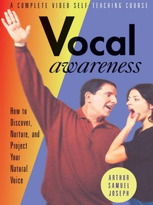 cover image of Vocal Awareness