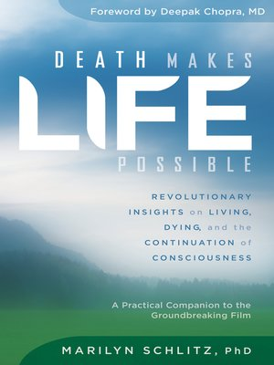 cover image of Death Makes Life Possible